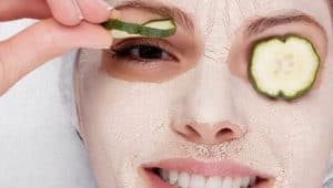 face clean up at home