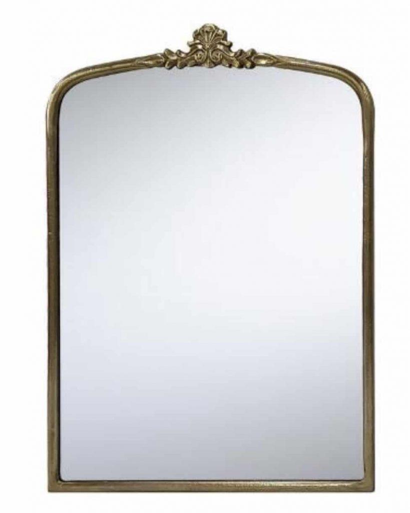 Anthropologie mirror dupe