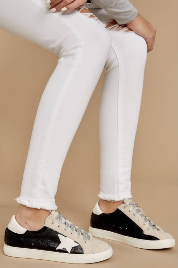 Golden goose sneakers dupe 3