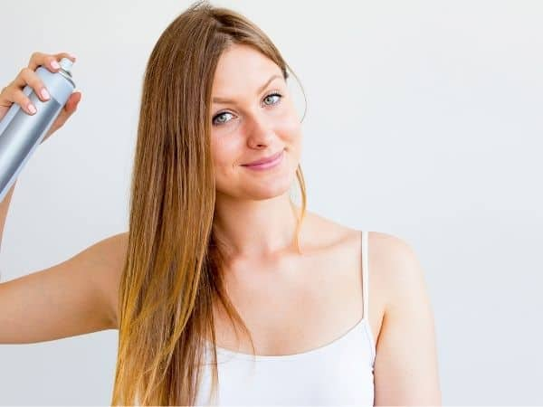 how to look better using dry shampoo