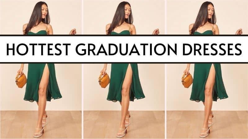 cute college graduation dresses 2021
