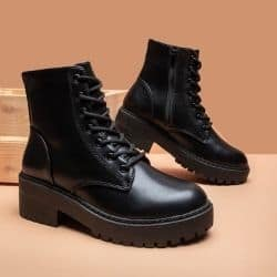 black doc martens dupes from shein