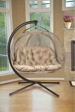 indoor egg shaped chairs