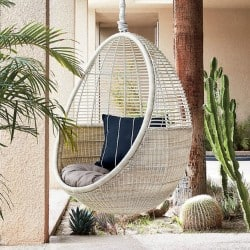 indoor egg chairs